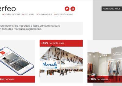 Perfeo : Agence conseil en webmarketing